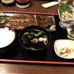 うな富士 - まる特!うなぎ膳4000円(現在は6700円に値上げ)