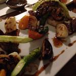 六本木農園 - みやじ豚と野菜のグリル