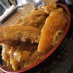 レストラン ポポロ - カツ丼セット 750円(週替わり)