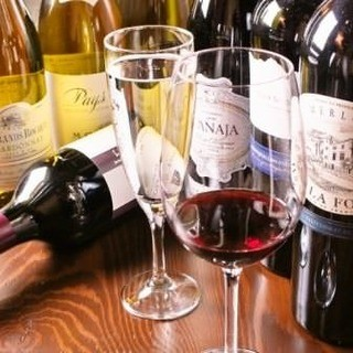 【ニクイベント開催】毎月2日&9日&29日はワインがお得♪