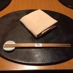 36976180 - 今回は先附・造り・天ぷら・寿司・ステーキの贅沢花筐味巡りコース