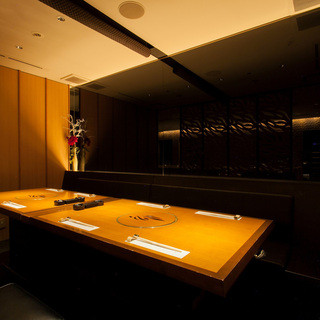 ゲストに喜ばれる高級感のある空間で、一歩先へ進んだ焼肉を。
