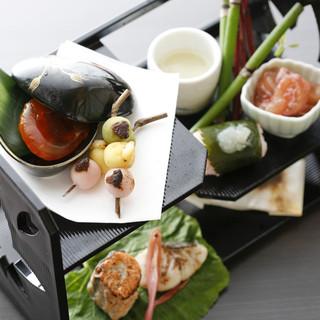 京野菜を中心に!!