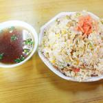 万福 - スープ付