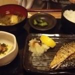 36982459 - 魚定食 750円