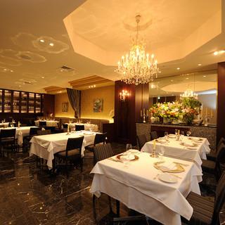 オーストリアの粋を楽しむ、マイスターのレストラン
