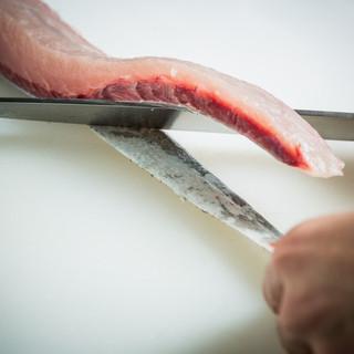 とことん素材にこだわる寿司屋