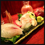Dining Bar NOJI - お刺身3点盛り