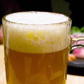 米清の料理に合わせたオリジナル地ビール!
