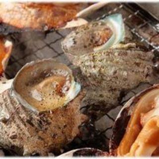 名物♪浜焼きと美味しい漁師料理!