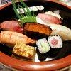 寿司勝 - 料理写真:上寿司