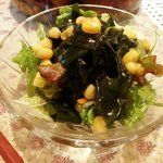 寿司勝 - サラダ付き!