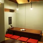 にくどうふ にくうどん くぼた 駒沢本陣 - 個室