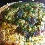 徳川 - ちゃんと広島風お好み焼きが作れます。私はソース少な目。