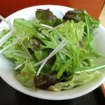 太光苑 - 「2品定食」サラダ