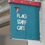 FLAGSTAFF CAFE - ショップサイン
