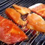 皇楽苑 - 豚と鶏