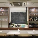 カロッツァ - 店内