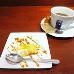 カロッツァ - パンナコッタ、コーヒー