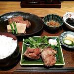36998338 - 煮魚定食(金目鯛)唐揚げ付き