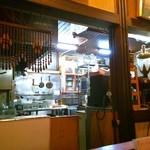 喫茶まりも 日吉店 - 厨房