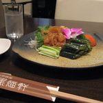 36998755 - 冷菜三種盛り(2013.03)
