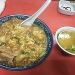 五眠飯店 - 中華丼単品