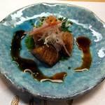 寿司 仁 - 寿司 仁 炙りトロ