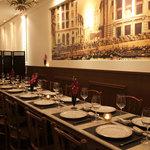 シンガポール海南鶏飯 - 小洒落たパーティー、宴会、接待にも対応☆自慢の半個室は変幻自在☆