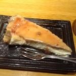 肴や - デザート/和風(小豆入り)のティラミス