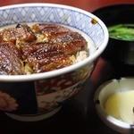 石翁 - 鰻丼