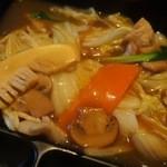 大連 - 中華定食(八宝菜)