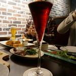 肉バル NORICHANG - スパークリング(赤)