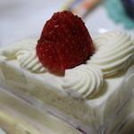 館ブランシェ - ショートケーキ