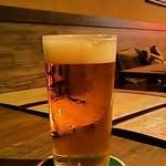 アロハカフェ - ハートランドのドラフトビール