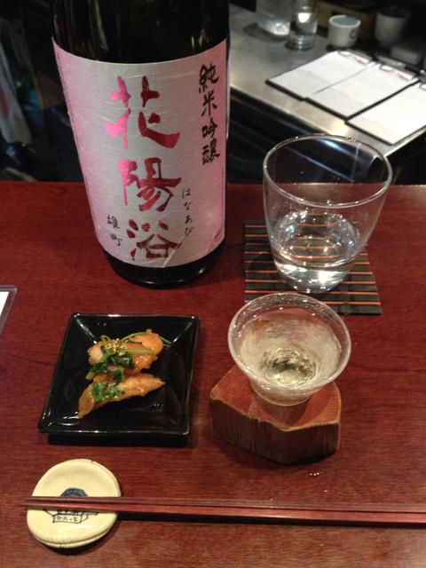 日本酒スタンド 酛 - 2015.4
