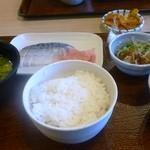 大井宿食堂 - 料理写真: