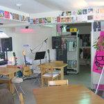 kazu's cafe なまら千春だ部屋ぁ -  あの「ゴダン」のクラシックギターが 今、まさにライブが始まりそうな雰囲気です・・・
