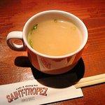 3701367 - スープと思いきやお味噌汁