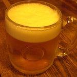 やきとり南蛮亭 - 生ビールはこだわりのハートランド♪