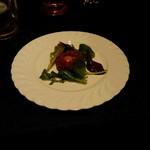 ホテルサンルート - 料理写真:馬肉のタルタル