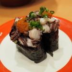 ひょうたんの回転寿司 - 2015年4月