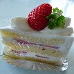 ファヴール - ショートケーキ