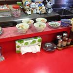 栄飯店 - 選べる小鉢(サービスランチ)