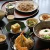Sobadokorowashoui - 料理写真:コース膳の一例