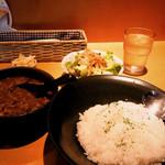 イトキッチン - 料理写真:キーマカレー
