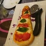絵本の国のアリス - ピザ