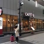 カフェ・ベローチェ - 店の外観