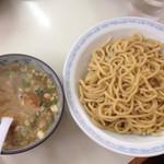 中華 つけ麺 はるき - つけめん 大盛