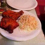 Indian Restaurant Shri Aruna - タンドリーチキン